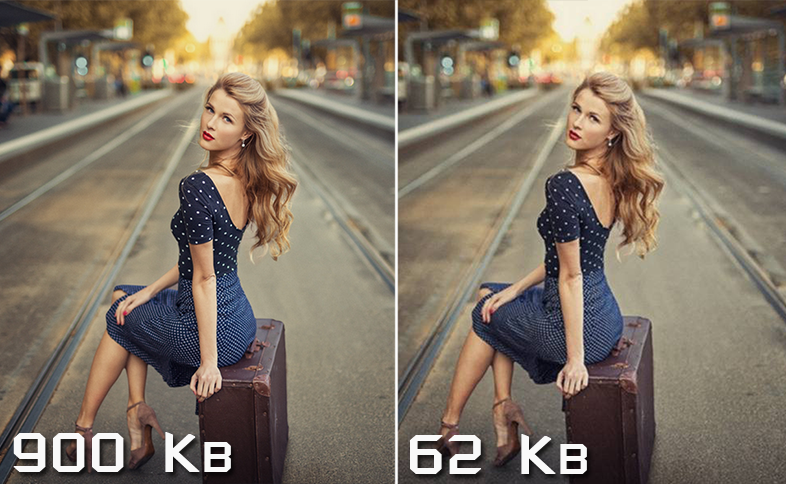 Compare the original and optimized images